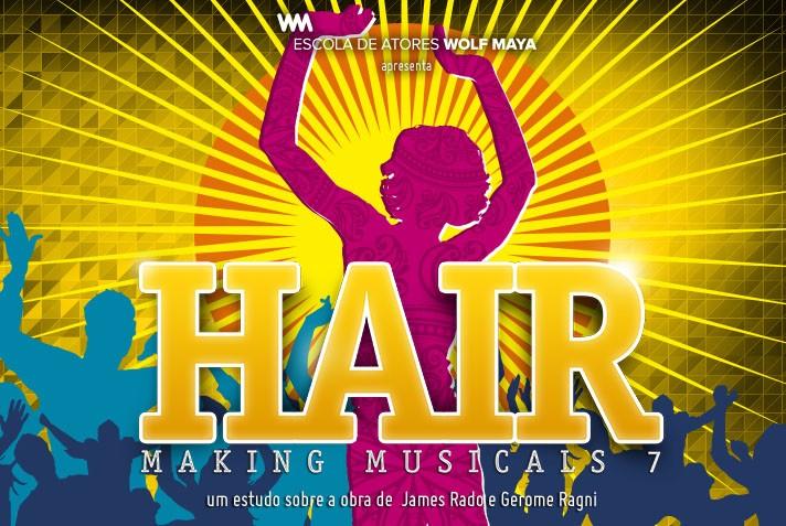 HAIR O MUSICAL