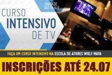 CURSO NOVO! INTENSIVO TV