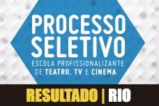 Resultado – Processo Seletivo – Rio