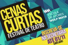 FESTIVAL DE CENAS CURTAS