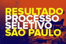 PROCESSO SELETIVO – 2017-1 – RESULTADO SÃO PAULO