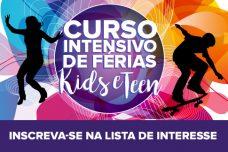 KIDS & TEEN – NOVO!!