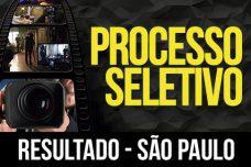 PROCESSO SELETIVO – 2018-1 – RESULTADO SÃO PAULO