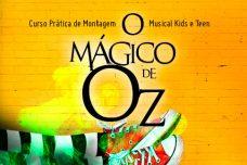 """[:pt]UNIDADE RIO APRESENTA: """"CURSO PRÁTICA DE MONTAGEM MUSICAL - O MÁGICO DE OZ""""[:]"""