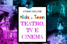 [:pt]CURSO ONLINE KIDS & TEEN - TEATRO, TV E CINEMA[:]