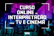[:pt]CURSO ONLINE DE INTERPRETAÇÃO PARA CINEMA E TV[:]