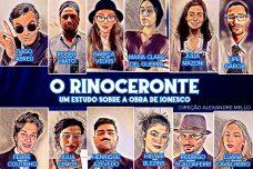 """[:pt]Montagem Teatral On-line de """"O Rinoceronte"""" com direção Alexandre Mello[:]"""