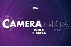 "[:pt]VEM AÍ ""CÂMERA ABERTA"" DE WOLF MAYA[:]"