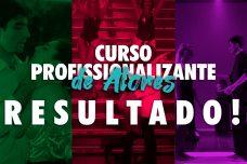 RESULTADO DO PROCESSO SELETIVO ONLINE 2021.2