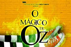 """PEÇA """"O MÁGICO DE OZ"""" COM DIREÇÃO DE RAFAELA AMADO - RIO"""